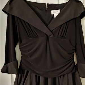 Black. Cocktail dress dapper dsy